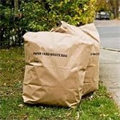 Yard waste disposal guidelines
