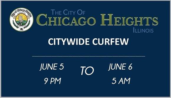 Citywide Curfew