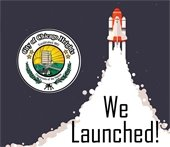 We Launched