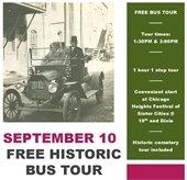Historic Bus Tour