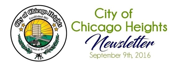 City of Chicago Heights Newsletter