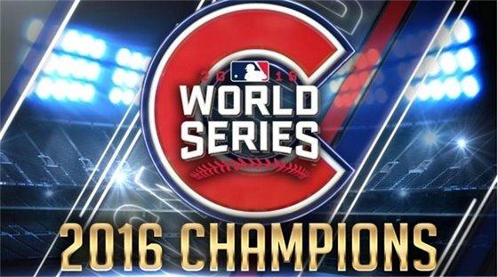Congratulations Cubs