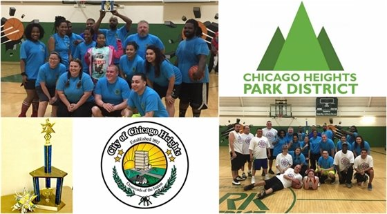 March Madness City vs Park District