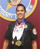 Officer Benjamin Nguyen