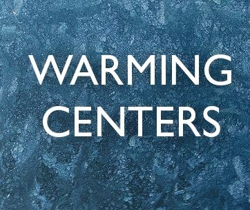 Warming Center List