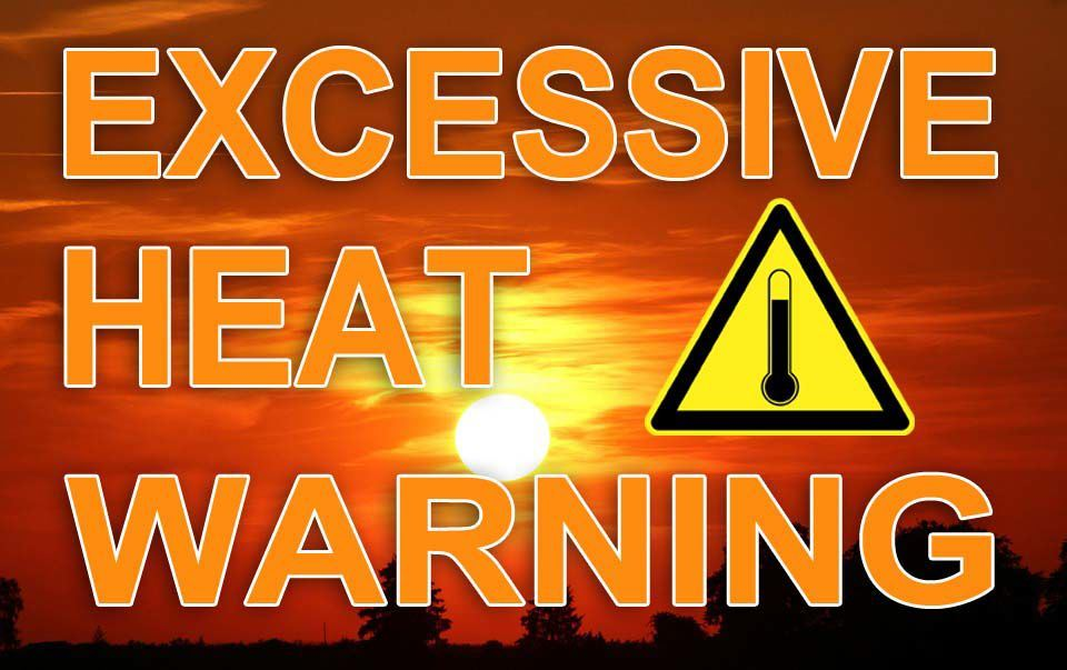 Image - Excessive Heat Warning