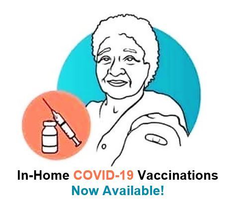 Image - In-home COVID-19 vaccinations