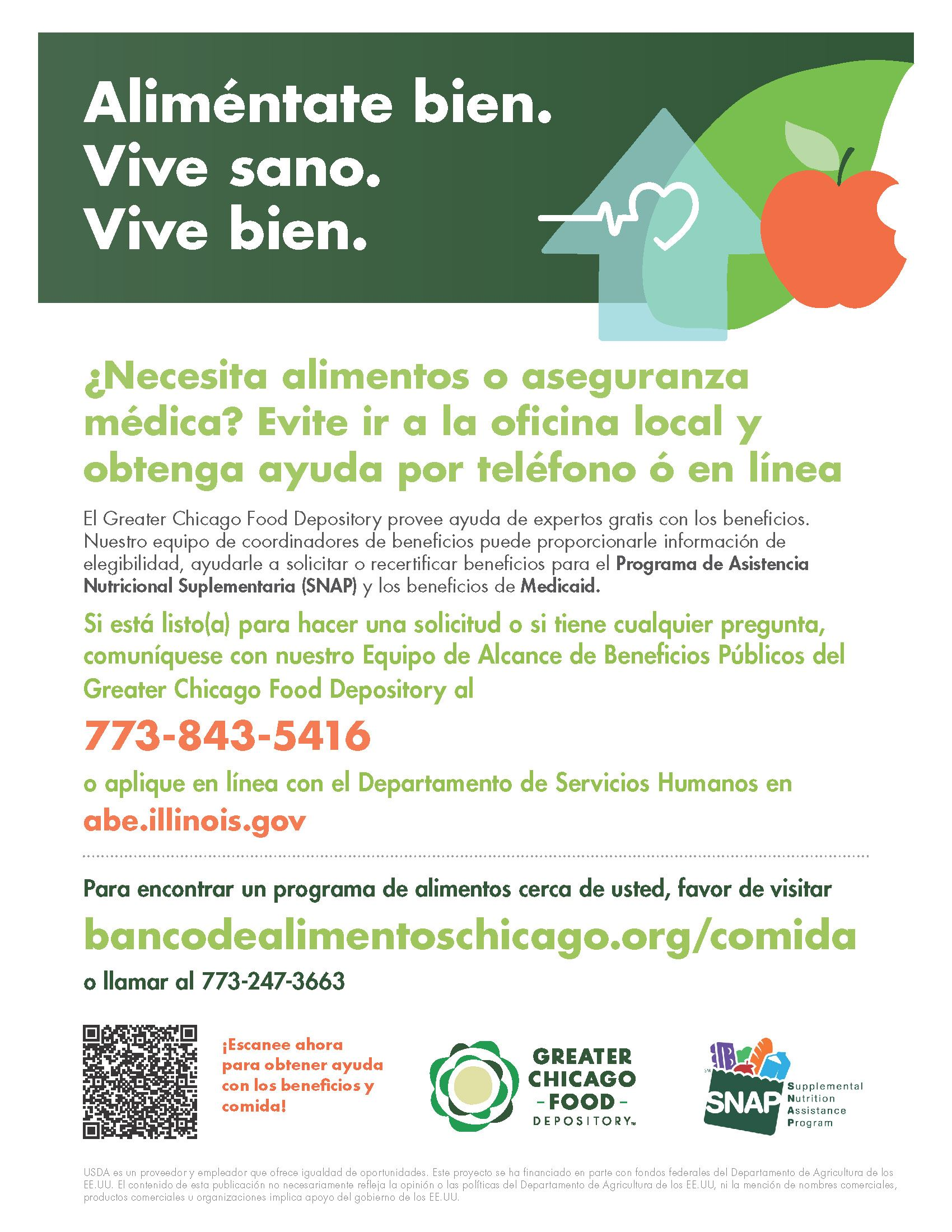 Flyer - Greater Chicago Food Despository - Spanish_Page_2