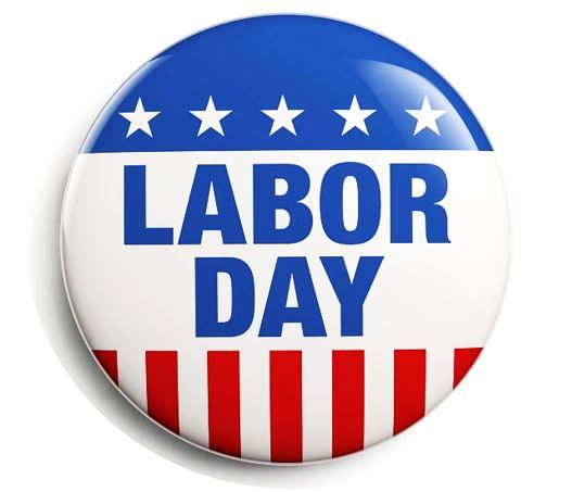 Labor Day Graphic button