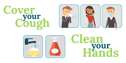 Cover your Cough, Clean your Hands